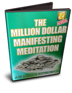 Million Dollar Manifesting Meditation