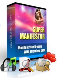 Super Manifesting Program - Magnetize your Dream Life in 90 Days or Less with Our Proven Manifestation Technology